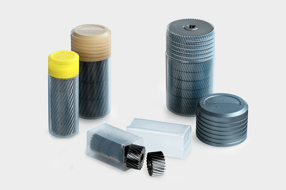 VCI anti-corrosion packaging - rose plastic
