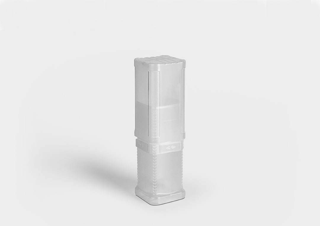 Blockpack Plastic Packaging Tubes Rose Plastic