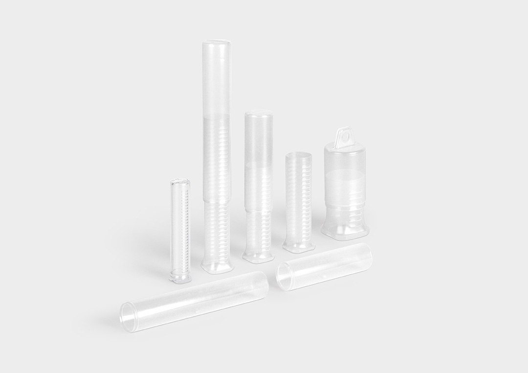 Telepack Plastic Packaging Tubes Rose Plastic